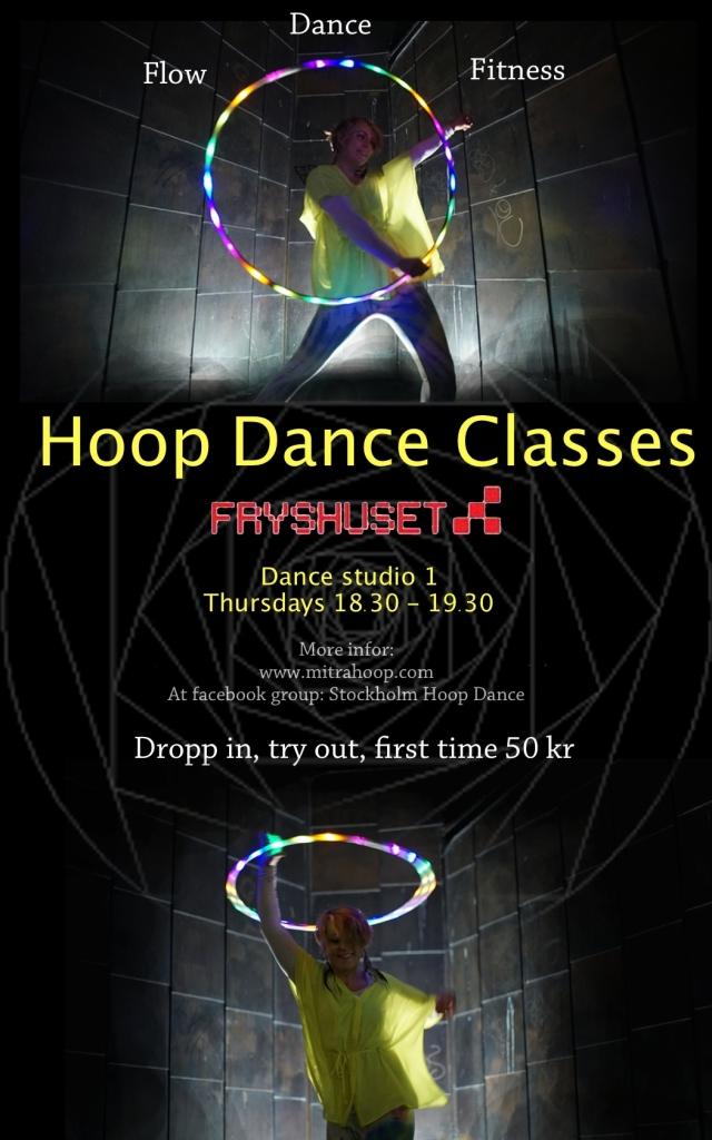 Hoop flyers HT14