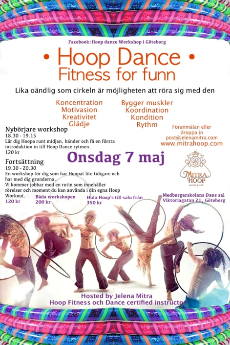 Workshop i Göteborg